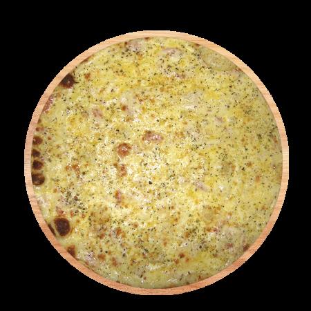 Pizza Quatro-Queijos