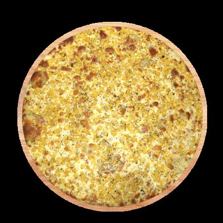Pizza Milho com Mussarela