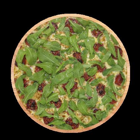 Pizza Lola com Mussarela de Búfala