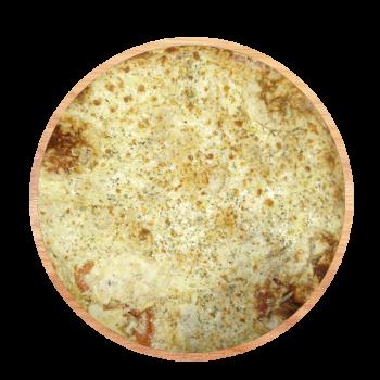 Pizza Frango com Mussarela