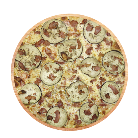 Pizza Berinjela